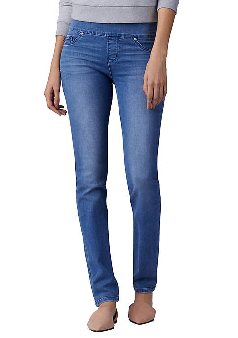 Lee® Womens Sculpting Pull On Jeans