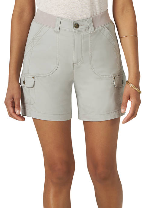 Lee® Womens Flex To Go Cargo Shorts