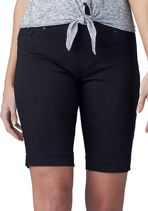 Lee® Sculpting Pull On Bermuda Shorts