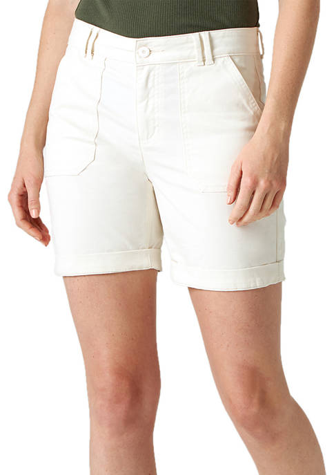 Lee® Womens Utility Chino Walk Shorts