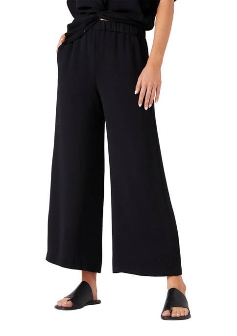 Womens Wide Leg Easy Pants