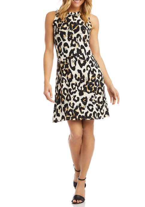 Karen Kane Womens Halter Dress