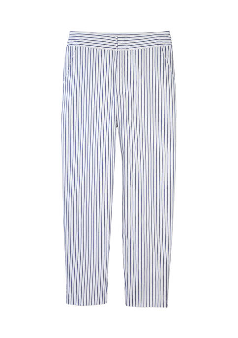 Karen Kane Womens Stripe Pants