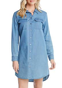 Karen Kane Shirt Dress