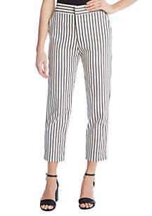 Karen Kane Striped Pants
