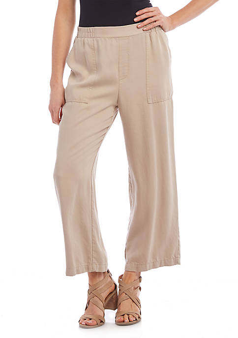 Relaxed Crop Pants