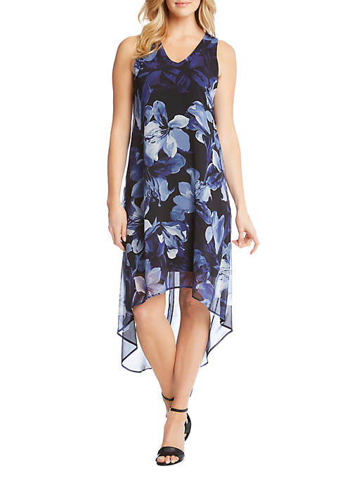 Karen Kane High Low Hem Dress