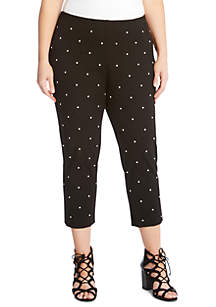 Plus Size Embellished Piper Pants