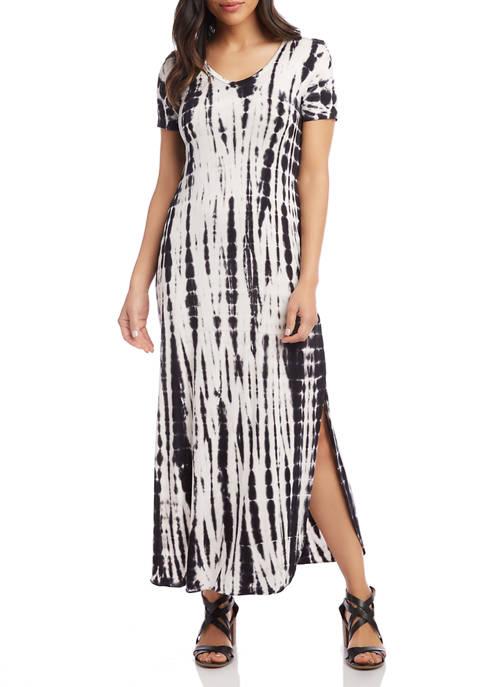Karen Kane Womens Alana Midi Dress