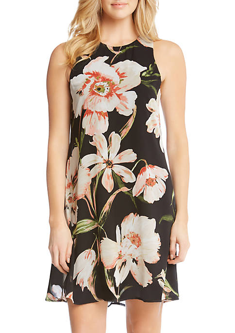 Karen Kane Sher Floral Dress