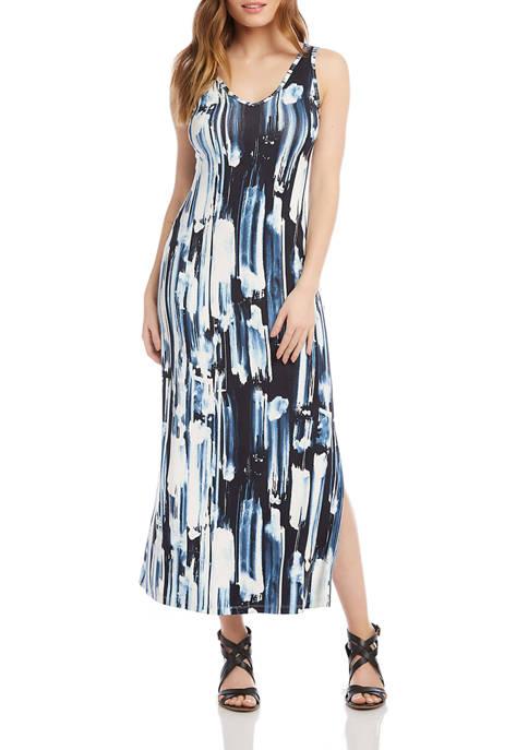 Womens Alana Maxi Dress
