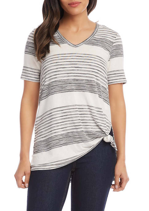 Womens Side Knot Top
