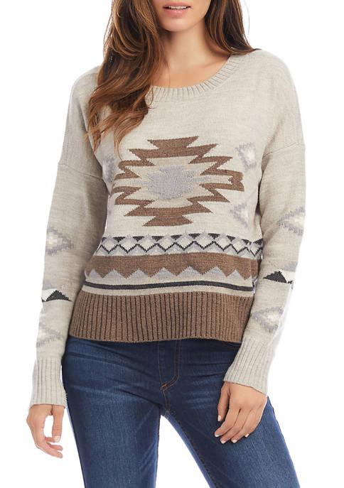 Karen Kane Womens Pullover Sweater