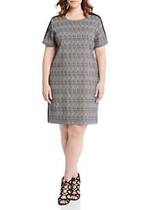 Plus Size Euro Knit Dress