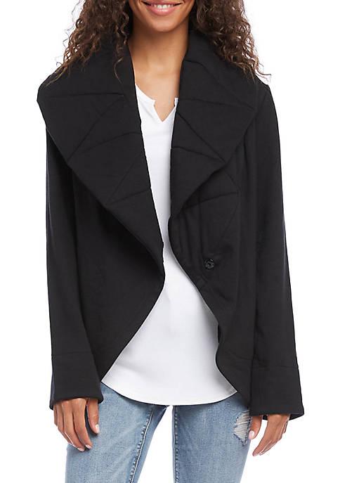 Karen Kane Quilted Jacket