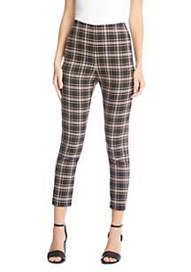 Plaid Piper Pants