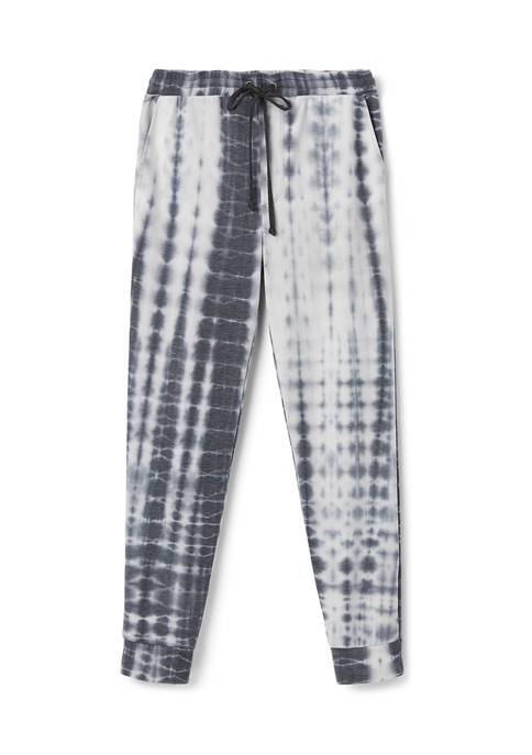 Womens Tie Dye Sweatpants