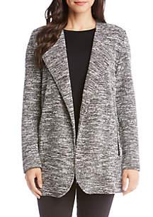 Lightweight Open Front jacket