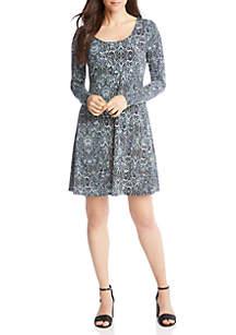 Erin A-Line Dress