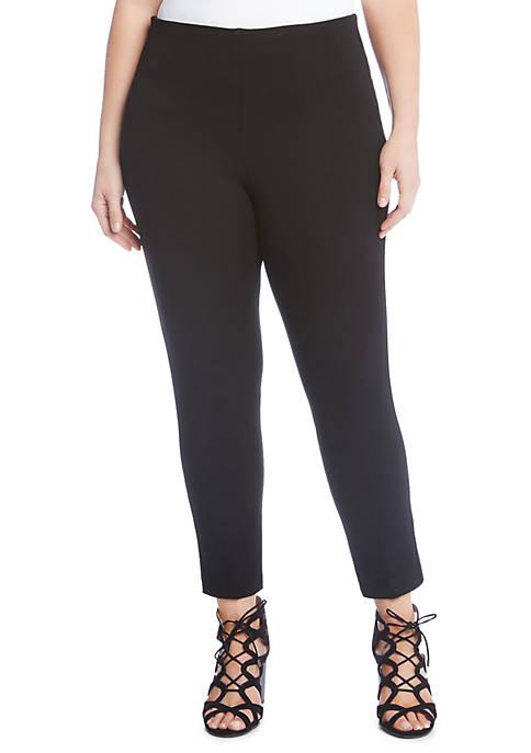 Karen Kane Plus Size Piper Pant