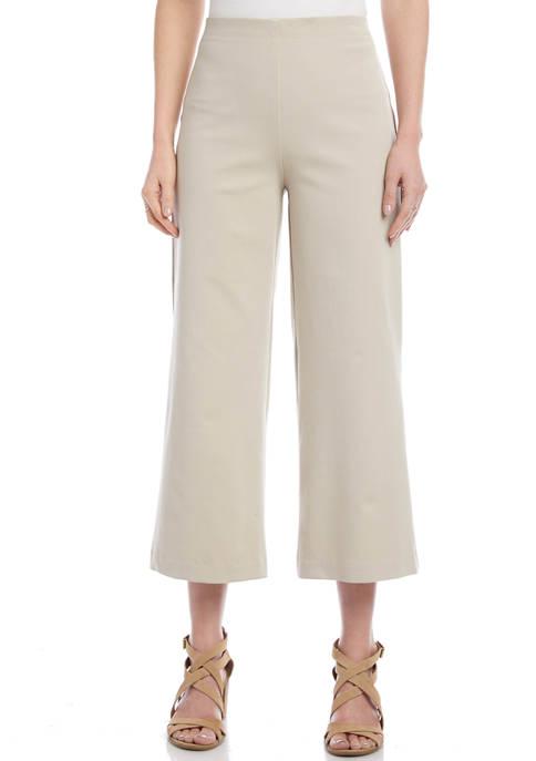 Womens Brooklyn Cropped Pants