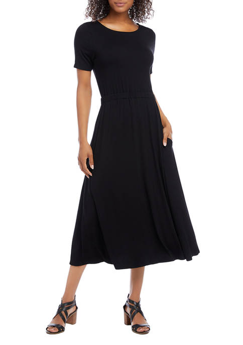Karen Kane Womens Artisan Dress