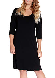 Plus Size A line Dress