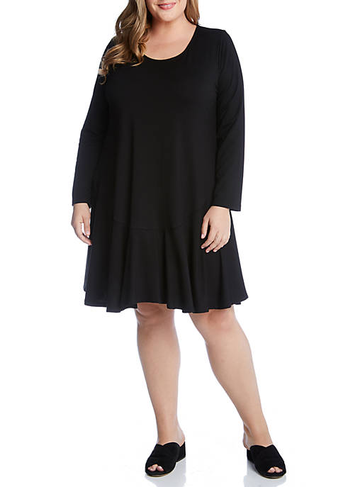Karen Kane Plus Size Dakota Dress