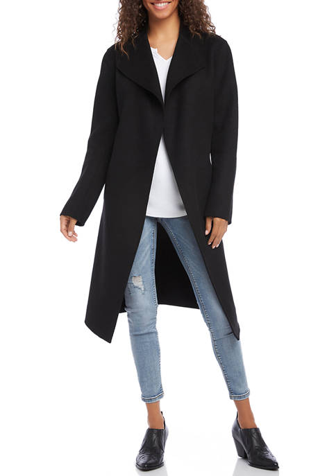 Womens Plush Luxury Coat
