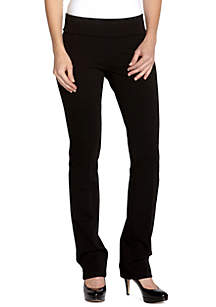 St. Topaz Structured Knit Pant