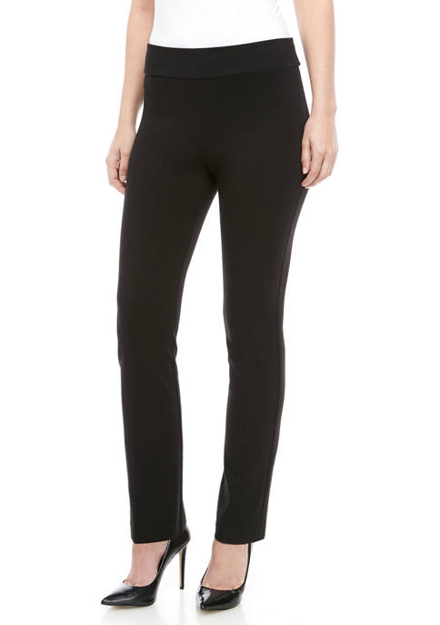 Karen Kane Petite Wonder Knit Pants