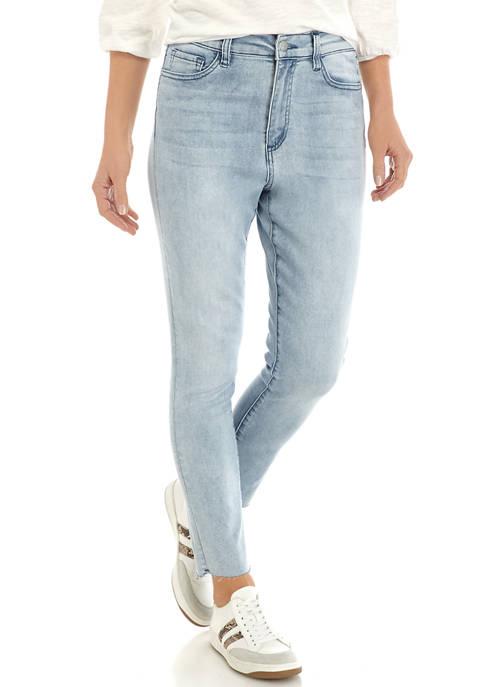 Karen Kane Womens Skinny Jeans