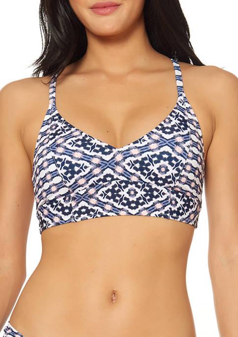 Jessica Simpson Cropped Swim Cami
