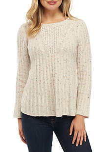 Yarn Swing Pullover Sweater