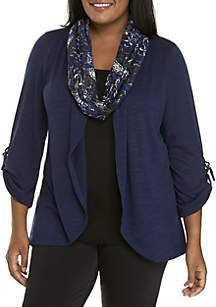 Plus Size 3Fer Top