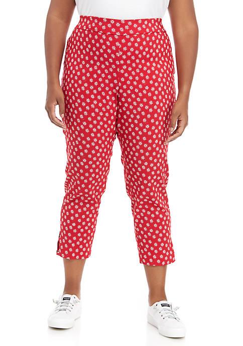 Plus Size Millennium Pants