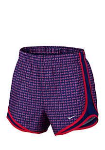 Nike® Tempo Shorts JDI Print