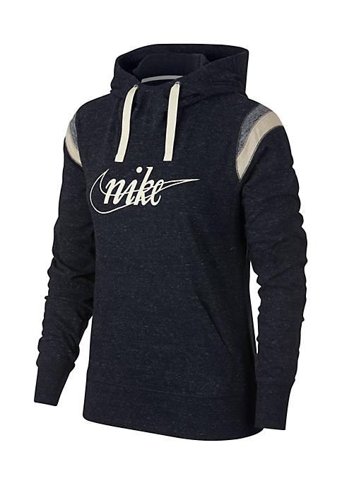 Nike® Gym Vintage Varsity Hoodie