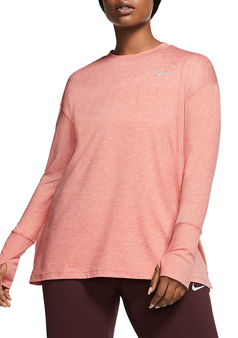 Nike® Plus Size Element Running Top