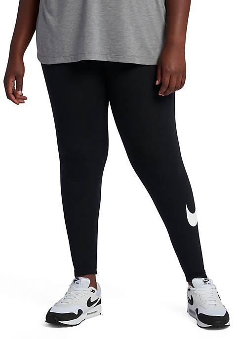 Plus Size Sportswear Leggings