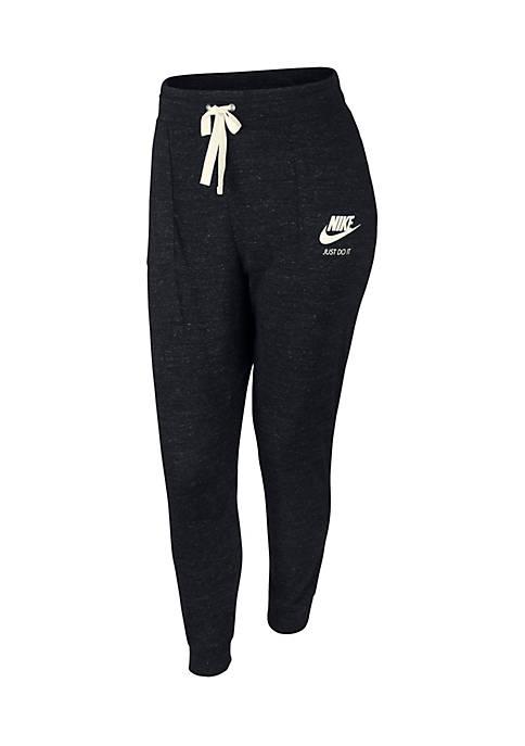 Nike® Plus Size Gym Vintage Capris