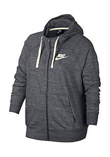 Nike® Plus Size Gym Vintage Hoodie