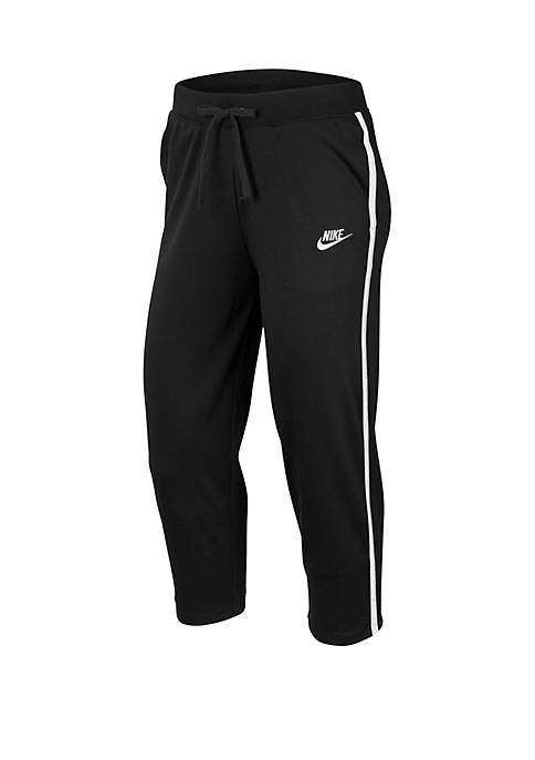 Nike® Jersey Capri Pants
