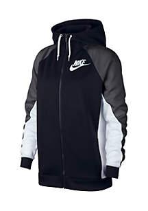 Hoodie Full Zip Pullover