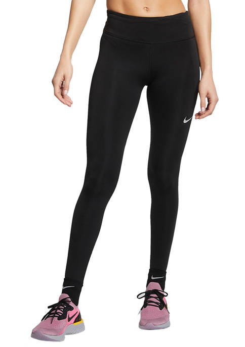 Nike® Fast Tight Mesh Leggings