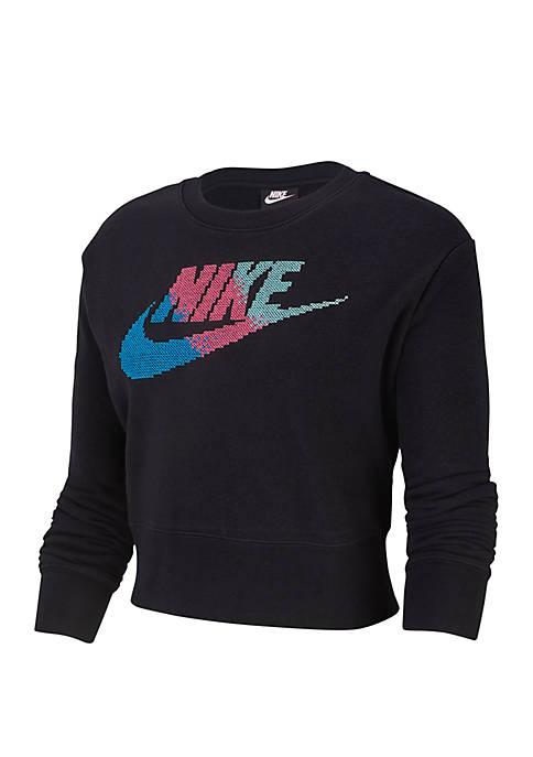 Sportswear Fleece Crew Sweatshirt