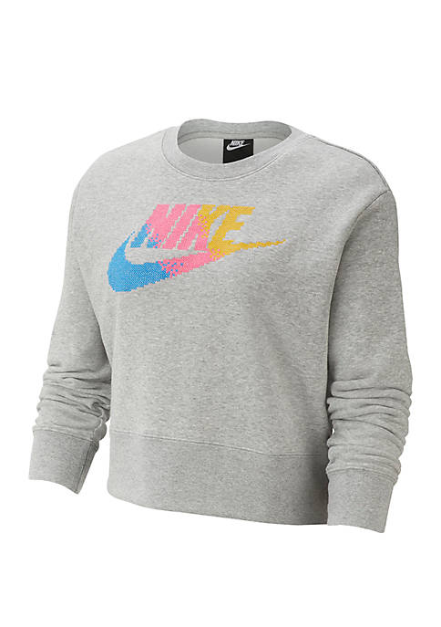 Nike® Sportswear Fleece Crew Sweatshirt