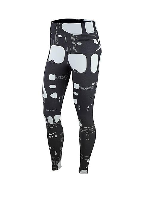 Air Printed Leggings