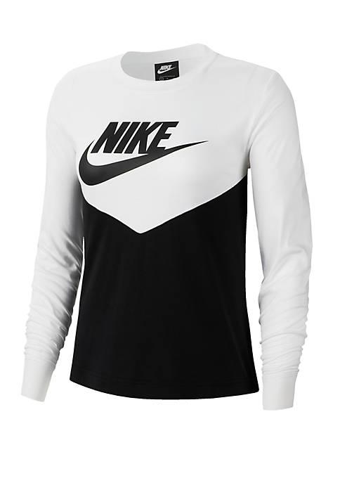 Sportswear Heritage Long Sleeve Top