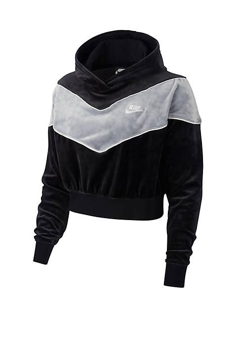 Nike® Heritage Plush Hoodie